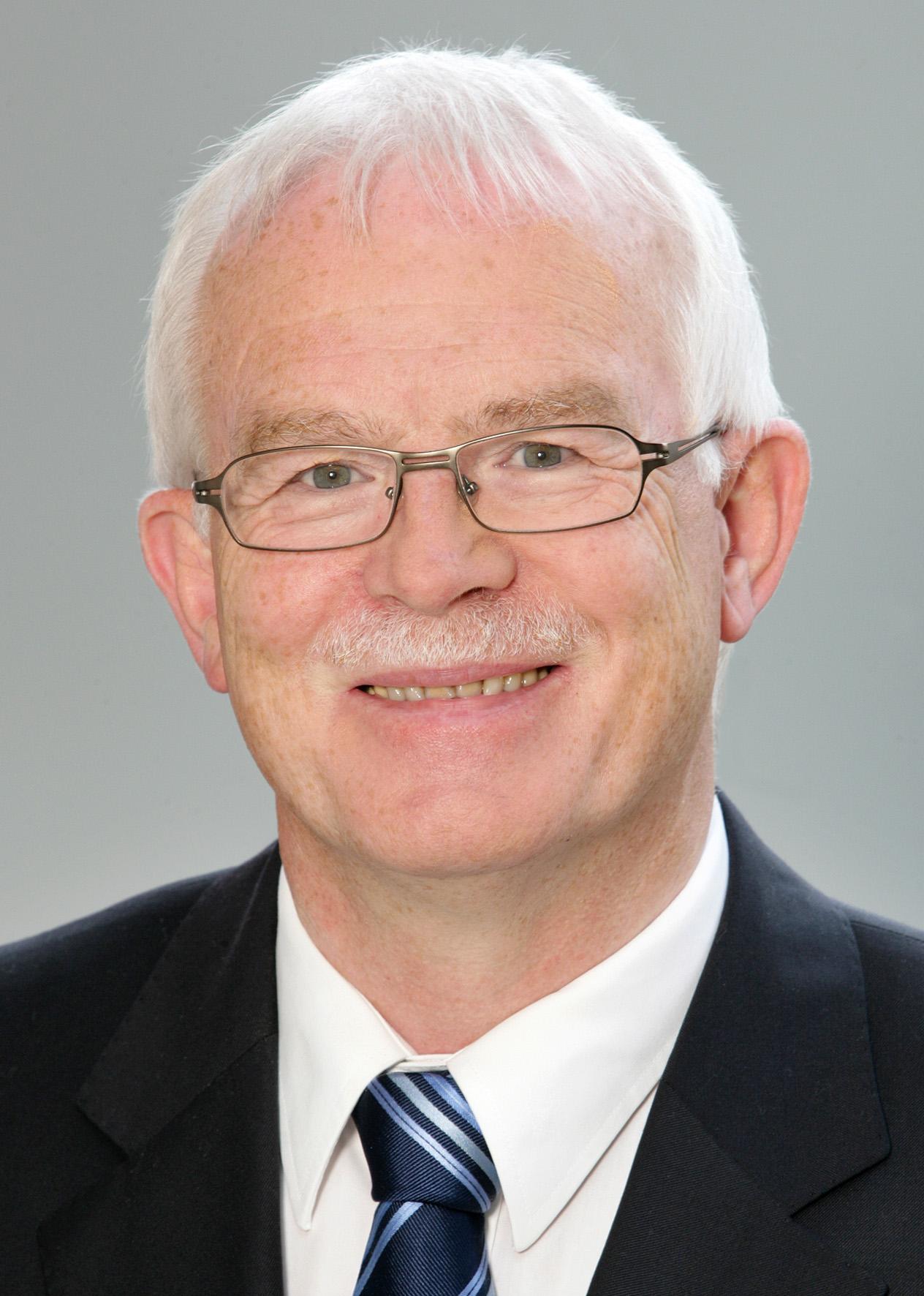 CDU-Fraktionsvorsitzender Karl-Heinz Tünte