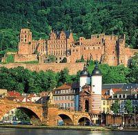 Stadtpanorama Heidelberg